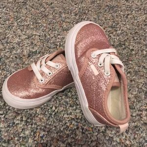 Adorable van shoes
